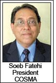 Soeb Fatehi