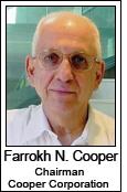 Farrokh Cooper