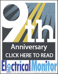 Electrical Monitor 9th Anniversary